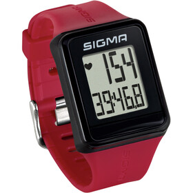 SIGMA SPORT ID.Go Heart Rate Monitor red